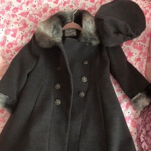 Girls Rothschild coat